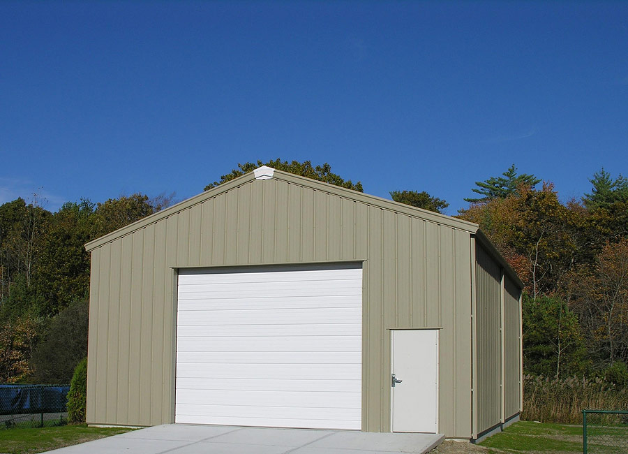 Easy Steps to Add More Beauty and Sustainability to Steel Buildings