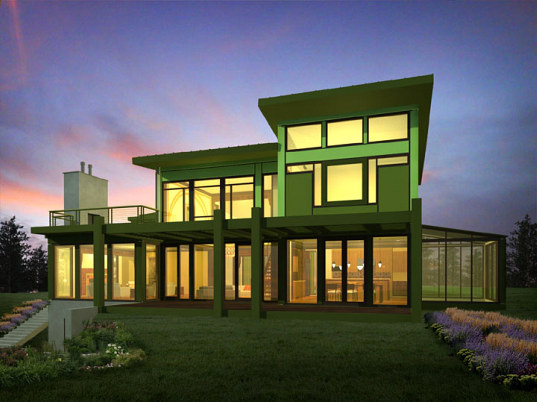 Live Green with Steel Buildings