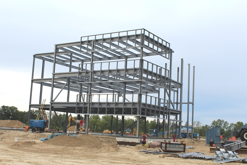 A Modern Guide To Steel Building Constructionus Steel Builders