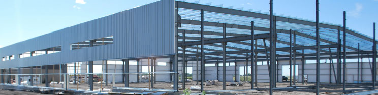 Modern Steel Structure