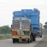 Steel Structure Transport