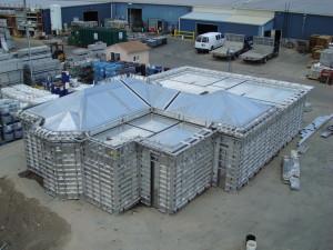 Pre-Fabricated Steel Buildings